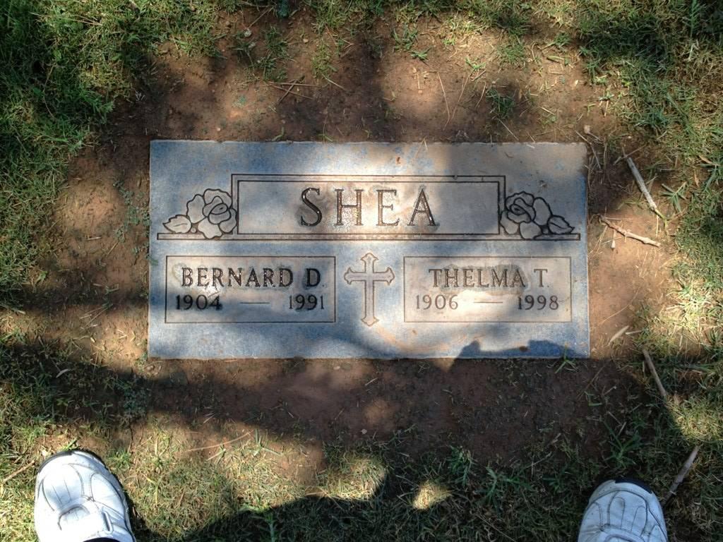 Bernard Joseph Shea