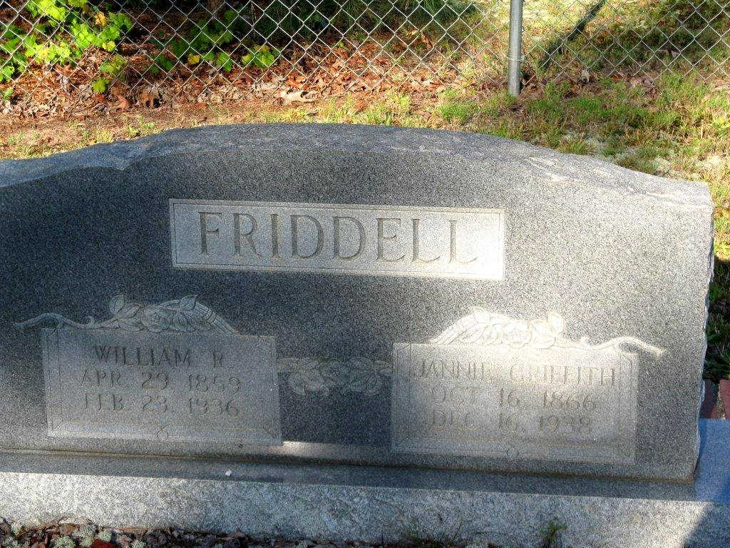 William Friddell