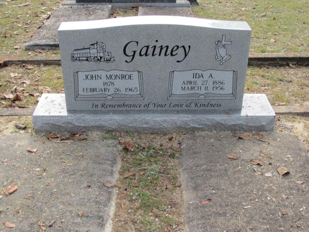 John Abraham Gainey