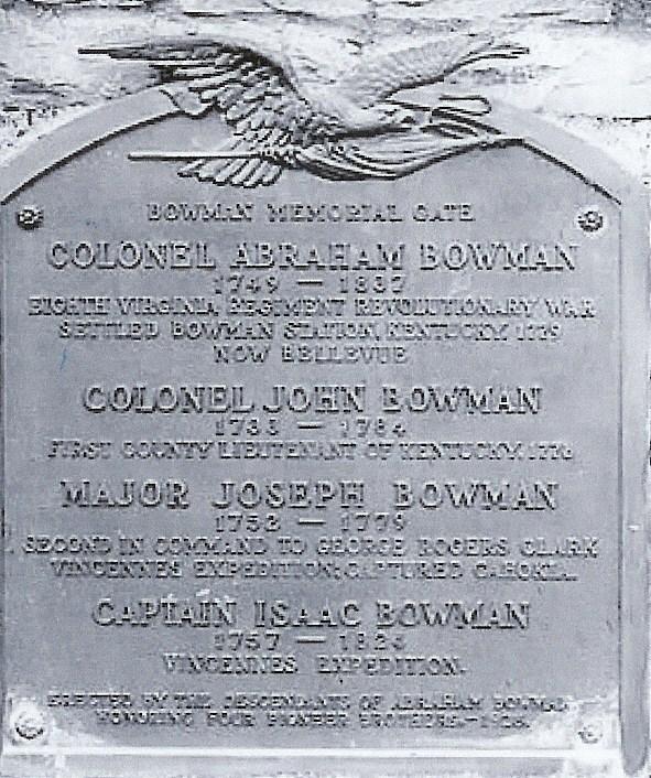 Isaac Bowman