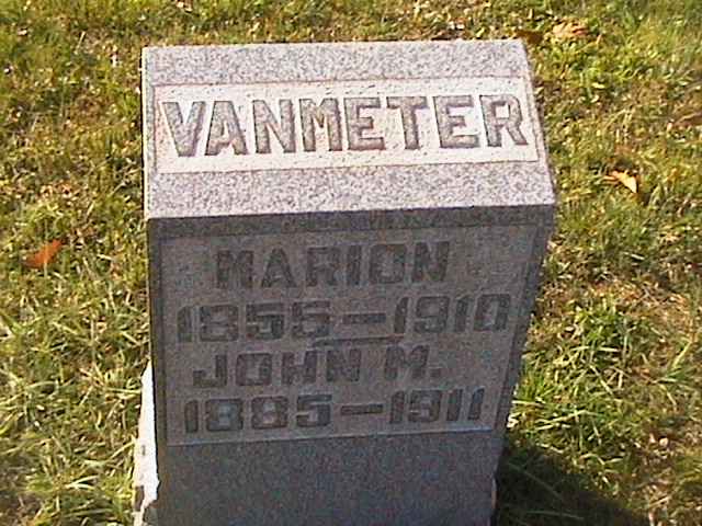 Francis Marion VanMeter
