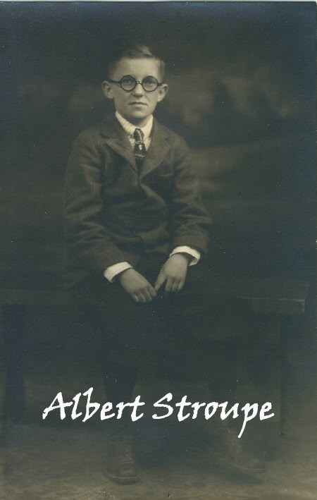 Albert Gary Stroupe