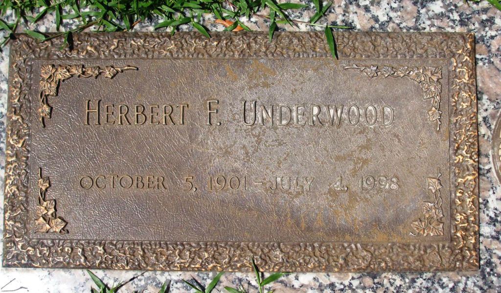 Francis J Underwood