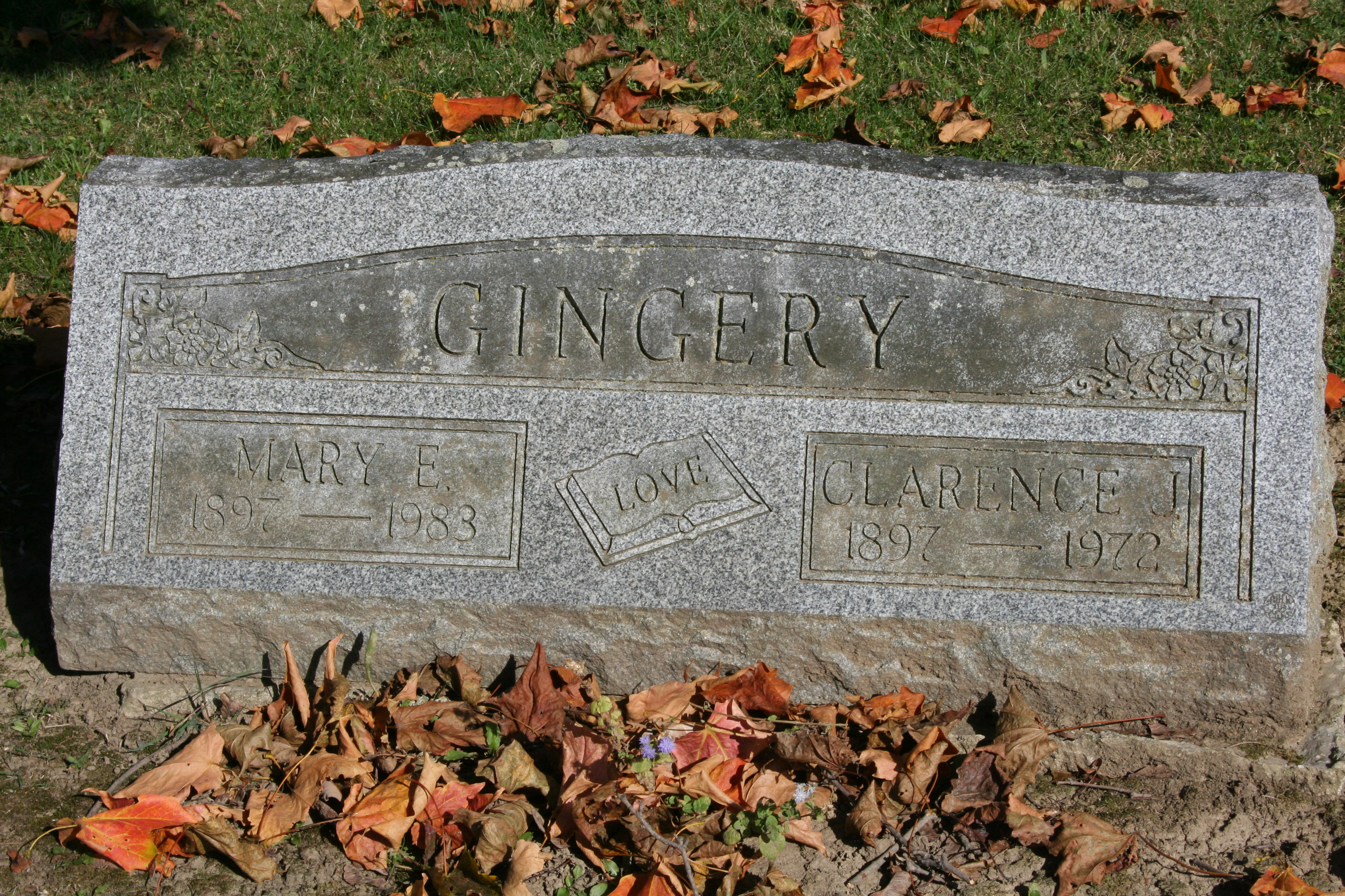 Mary Gingery