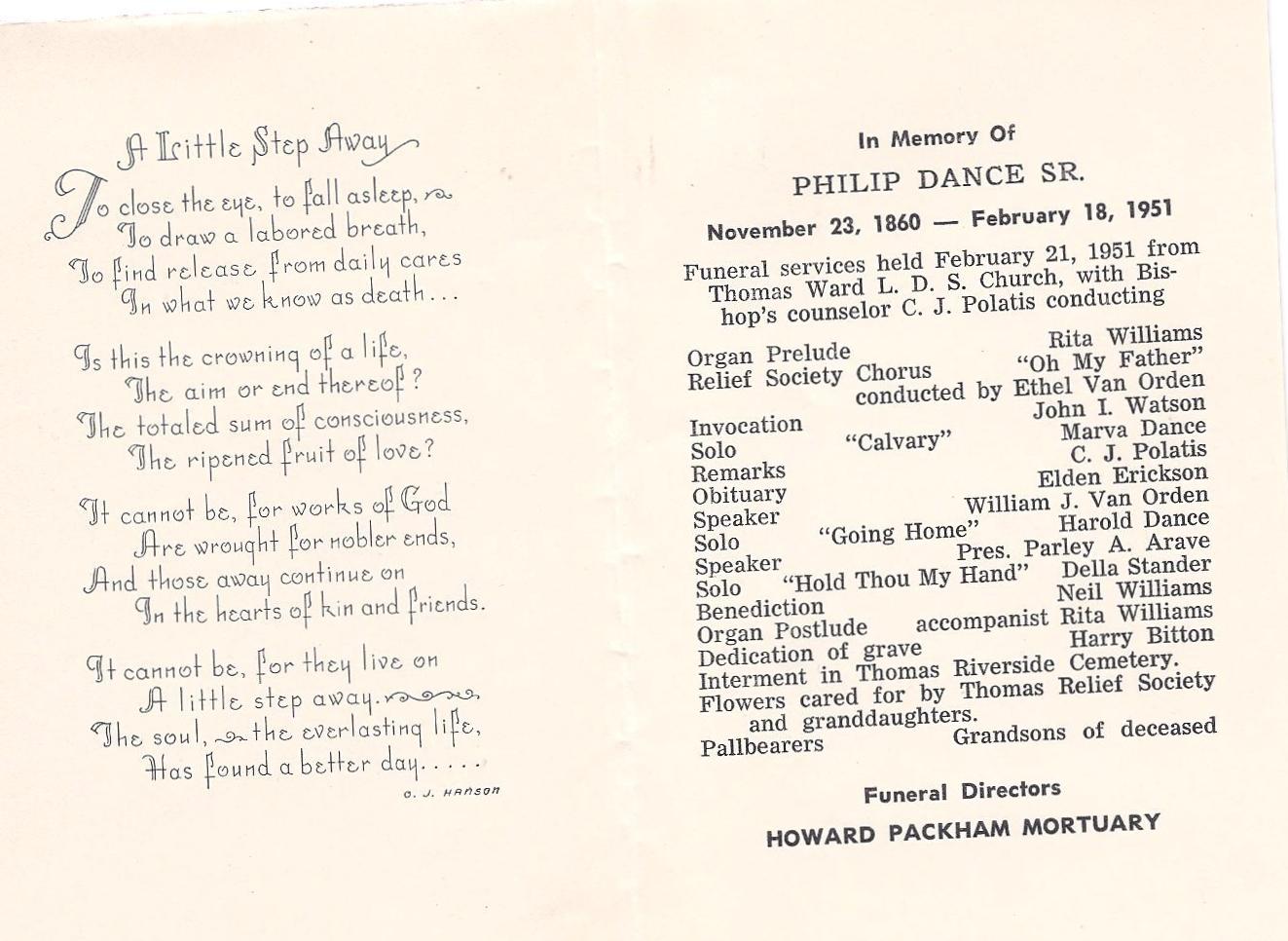 Philip Dance