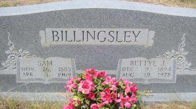 Samuel Billingsly