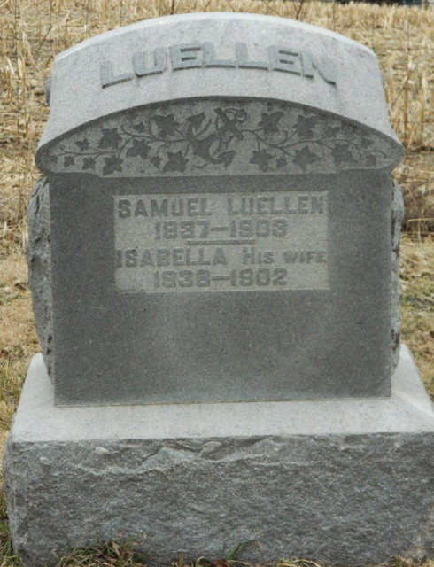 Isaiah Luellen