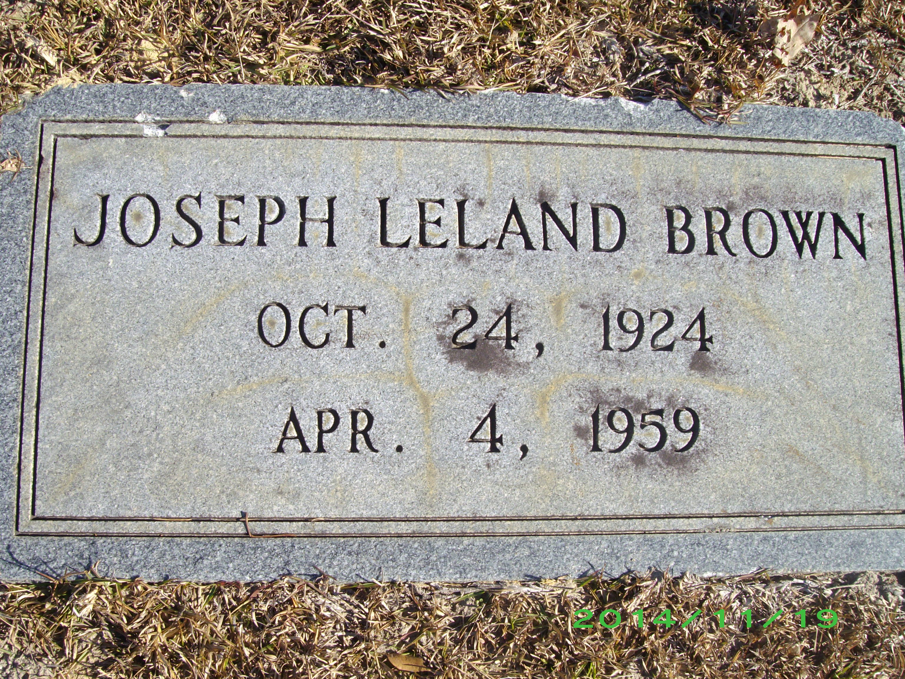 Leland Brown