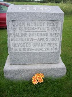 Evaline Reed
