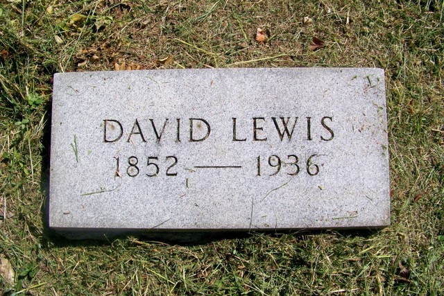 David Lewis Thompson