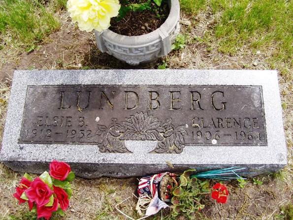 Clarence Eric Lundberg