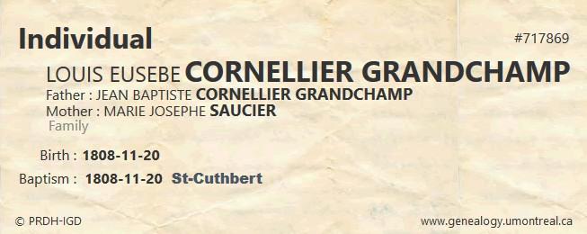 Louis Cornellier