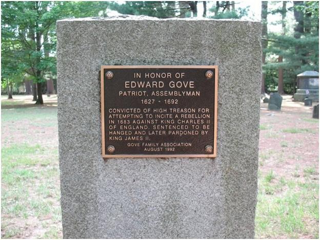 Edward Gove