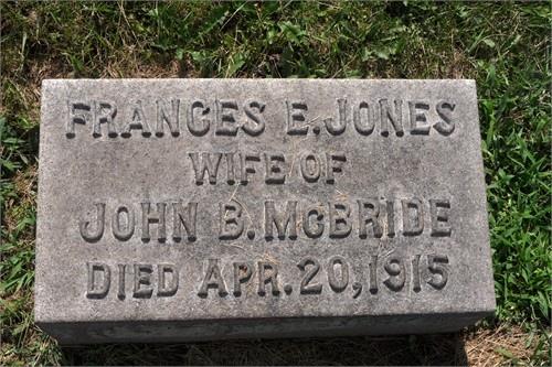Emma Frances Jones
