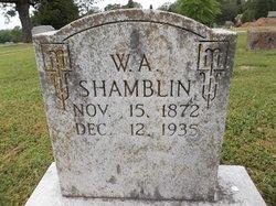 William B Shamblin