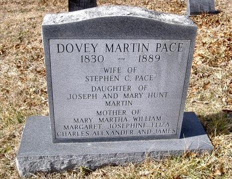 Dovey Martin
