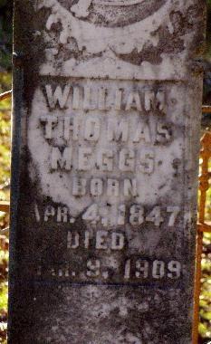 William Thomas Meggs