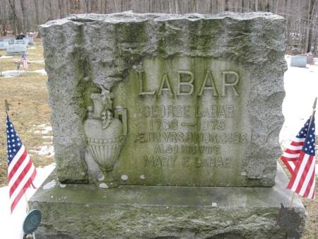 George LaBar