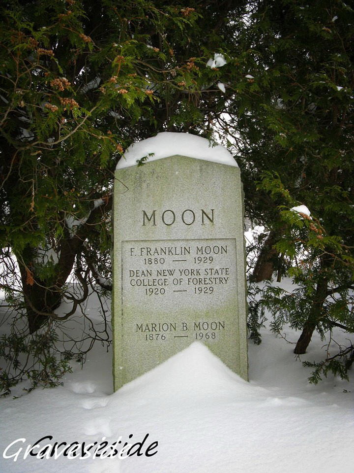 Frederick Moon