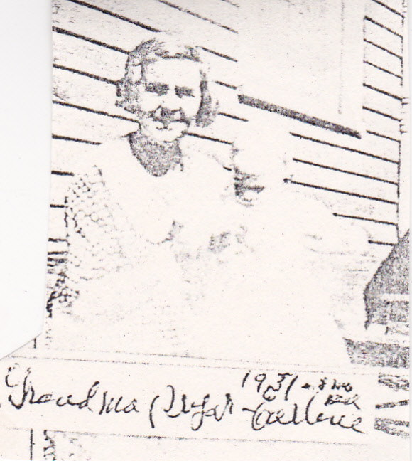 Gertrude Pryor