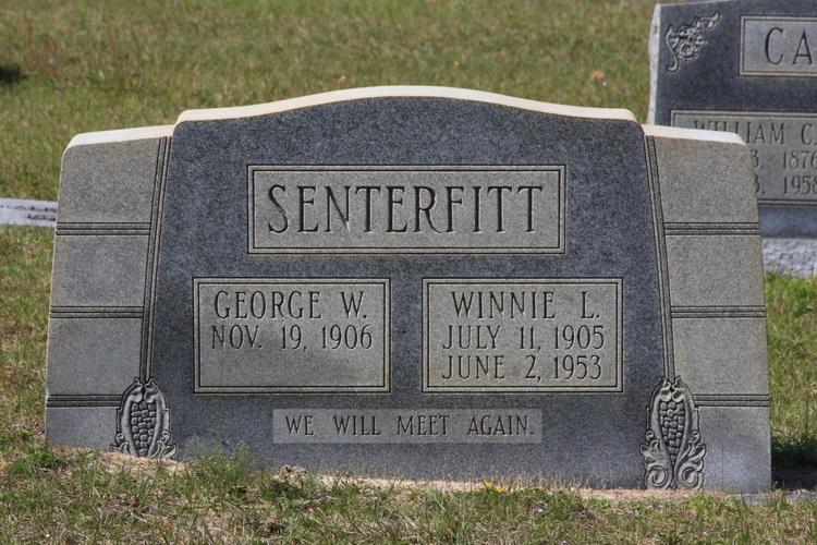Berthia Catherine Senterfitt