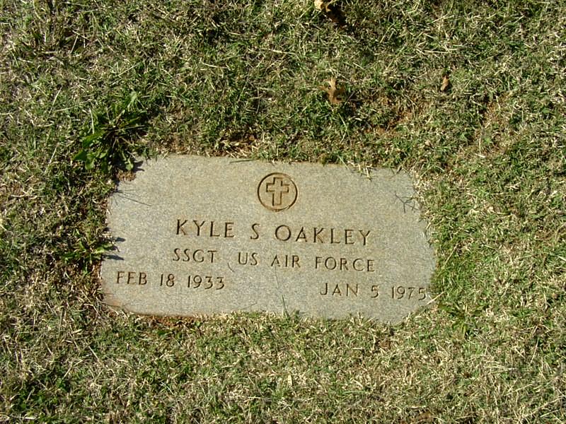 Stanley Merle Oakley