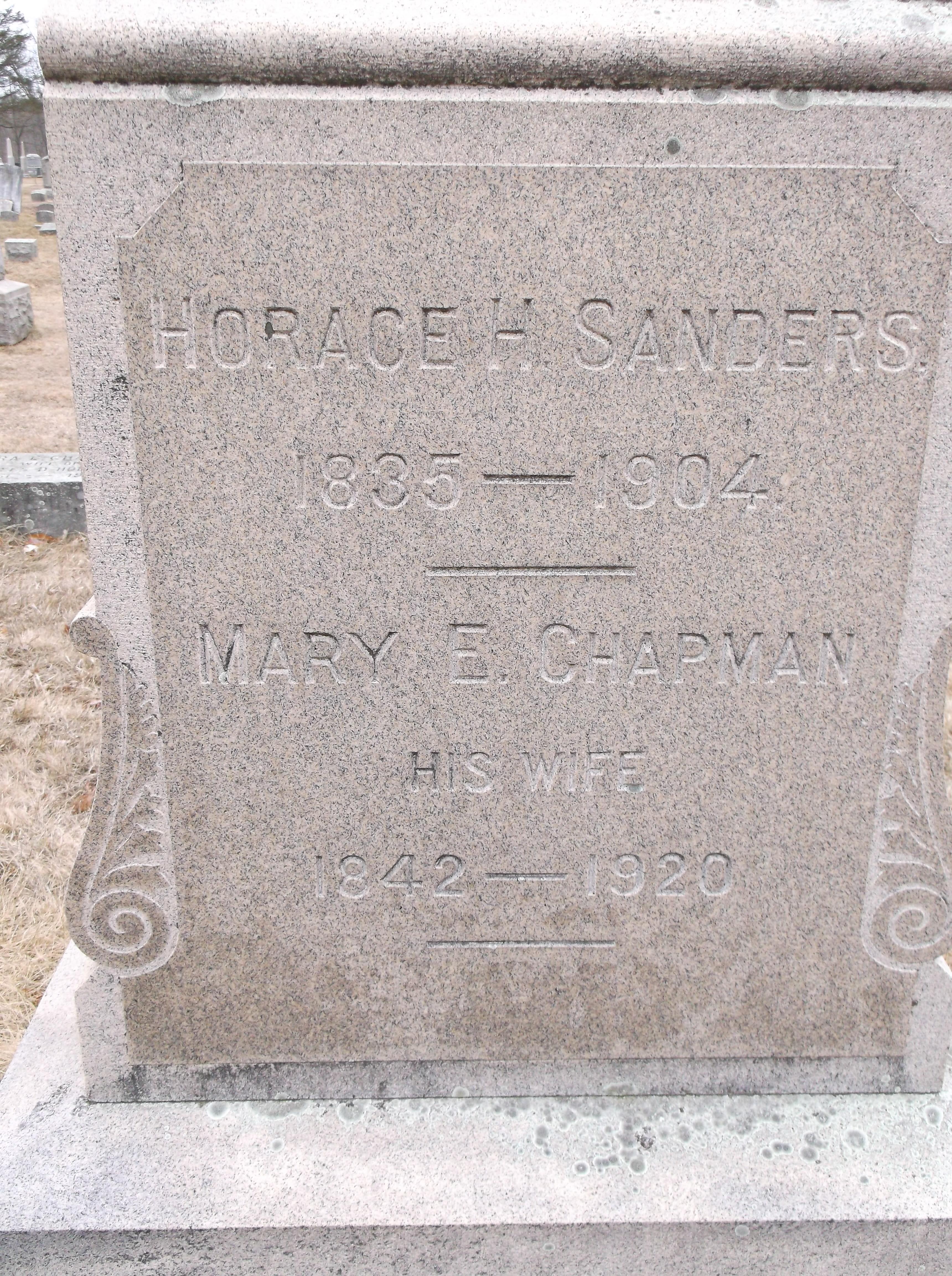 Henry C Sanders