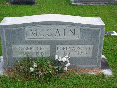 Robert Lee McCain