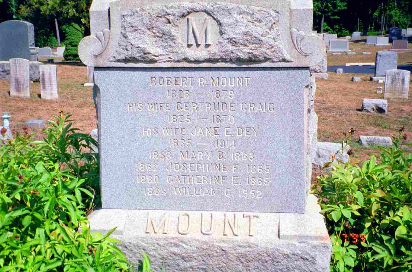 Rachel Mount