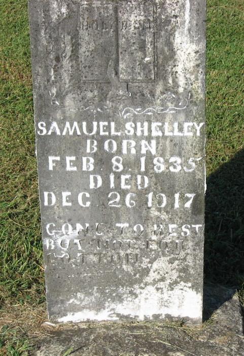 Samuel Shelley