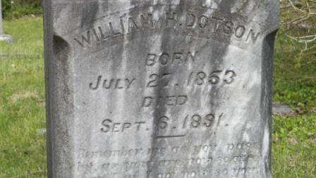 William H Dotson