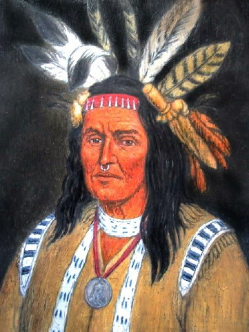 Shawnee Chief Cornstalk