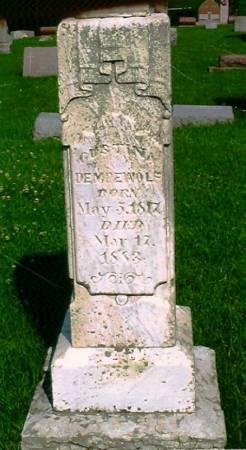 Frederick Dempewolf