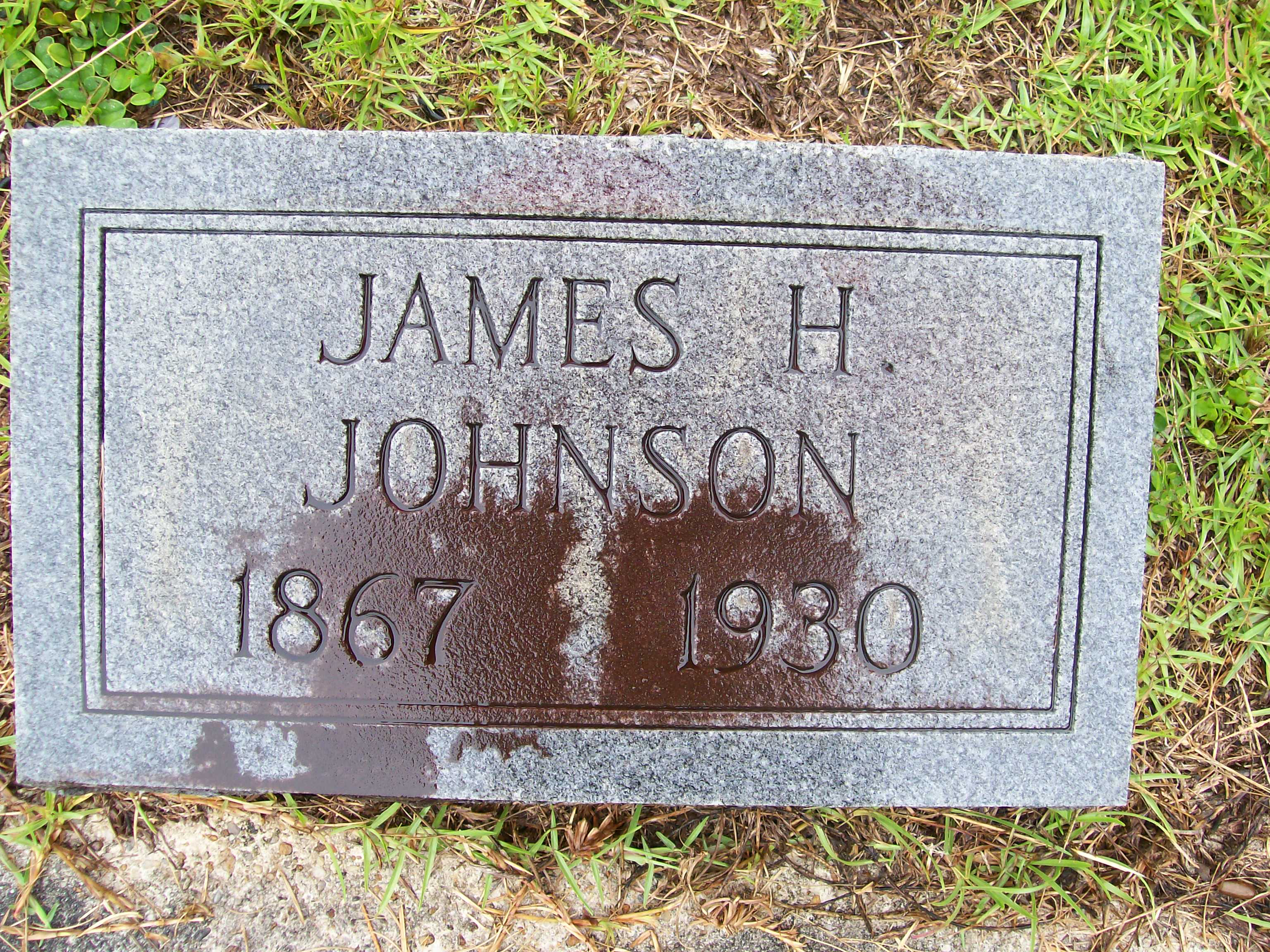 James Hickerson Johnson