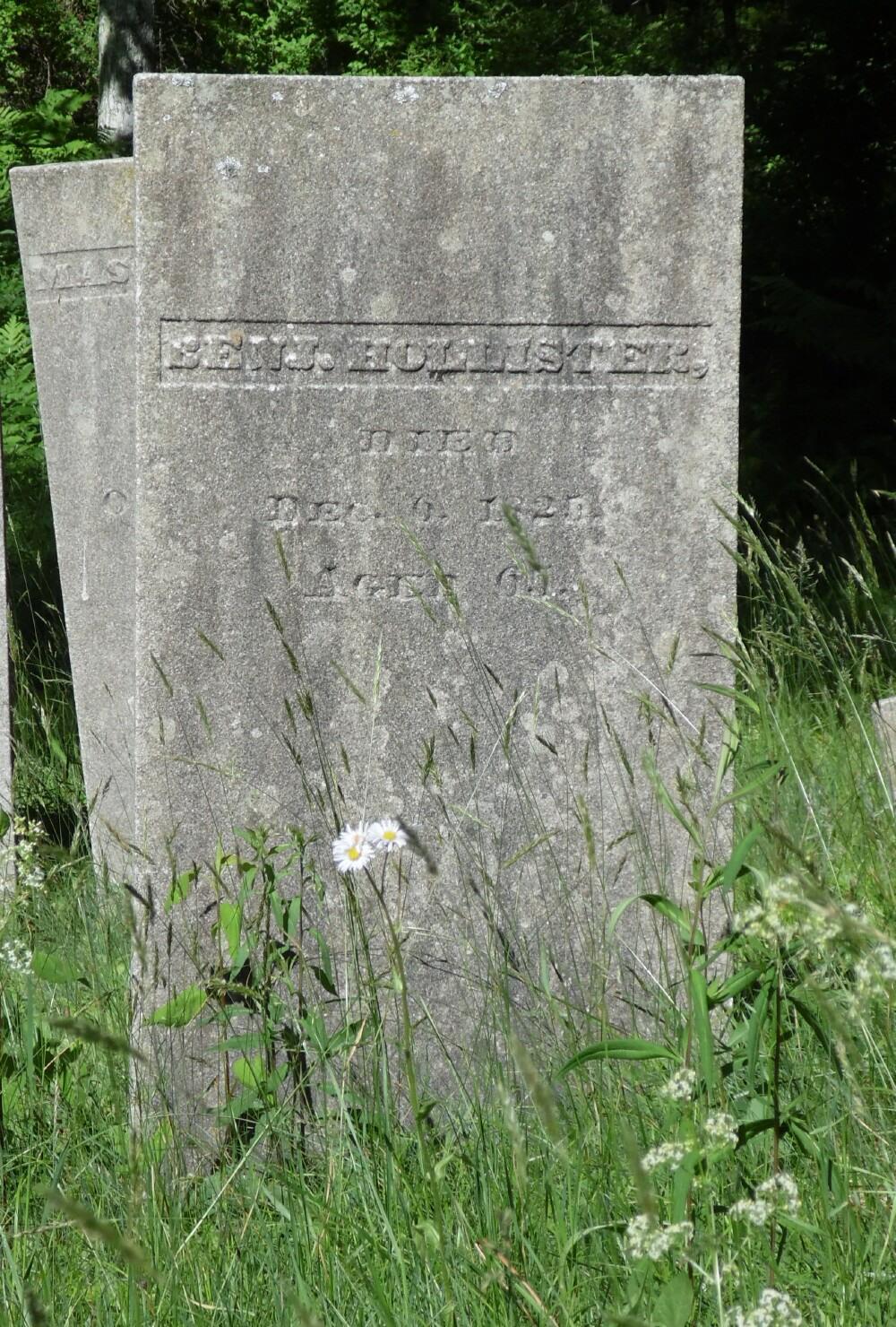 Benjamin Franklin Hollister