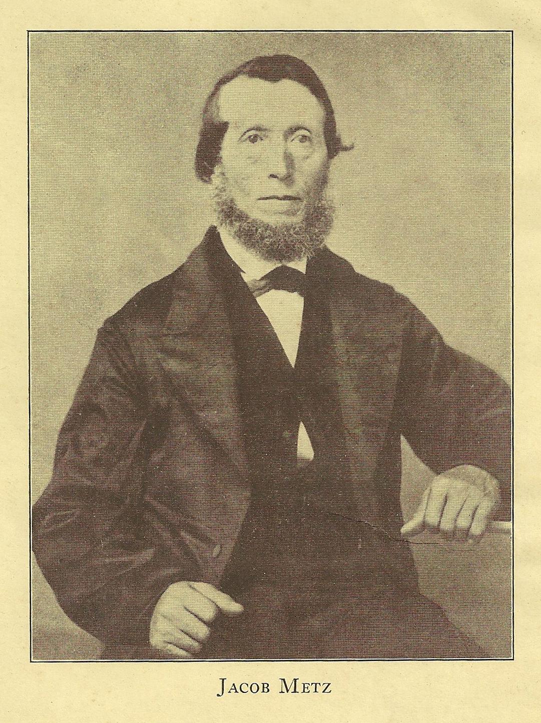 Jacob Metz