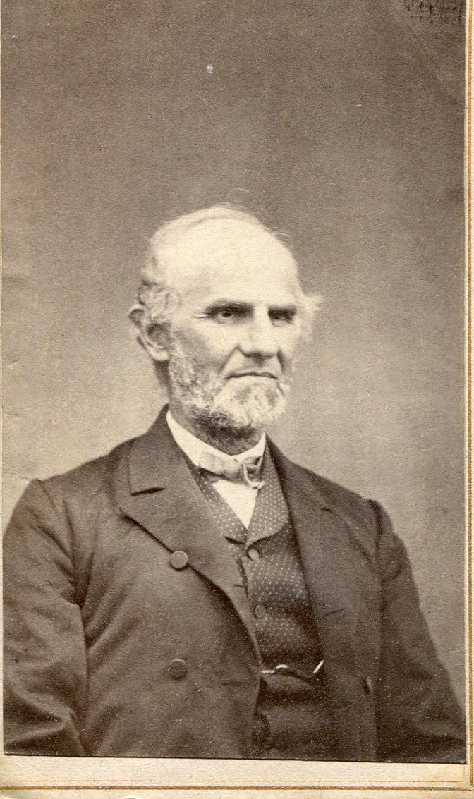 James Monroe Welch
