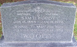 Samuel Houston Woody