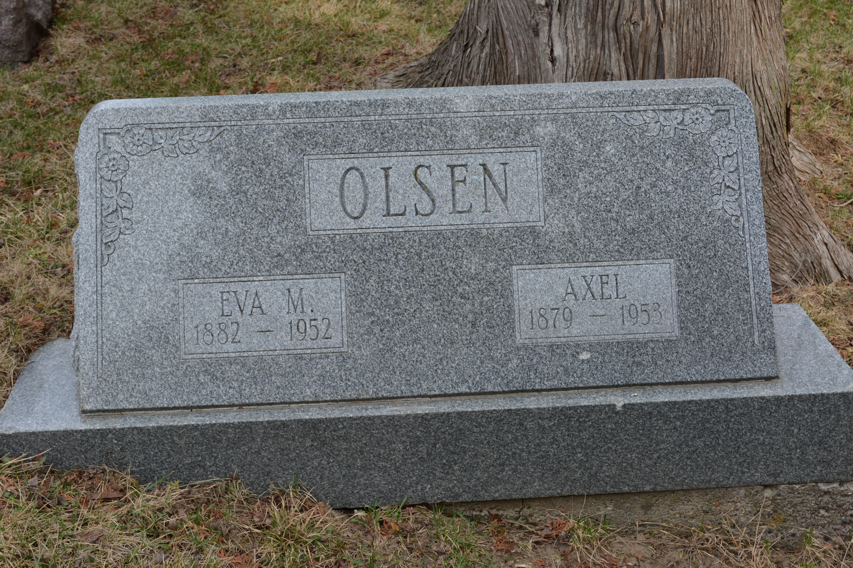 Axel Olsen