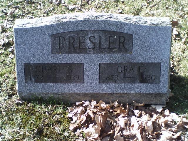 Charles Presler