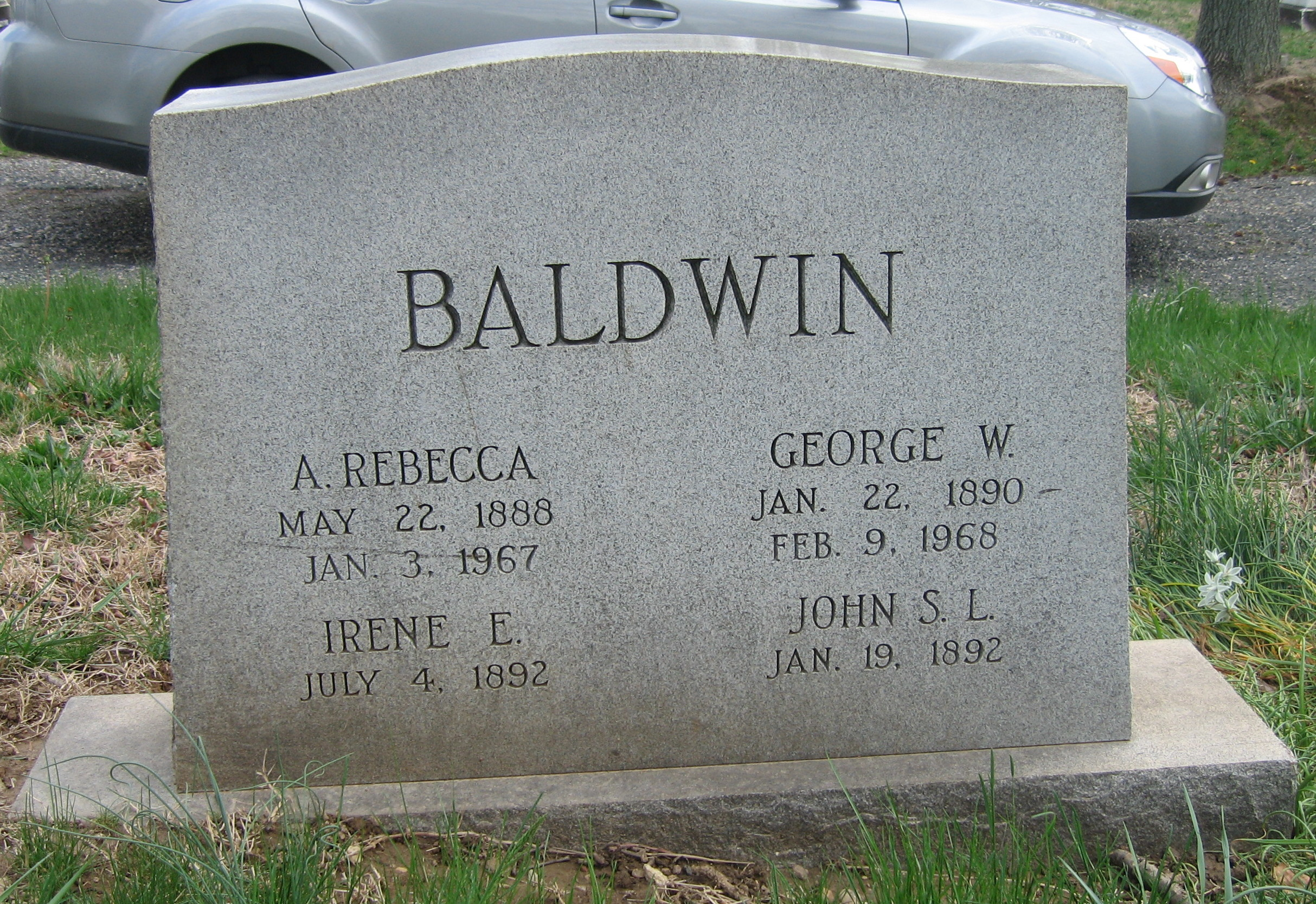 William George Baldwin