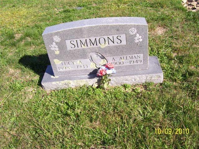 Amos Allman Simmons