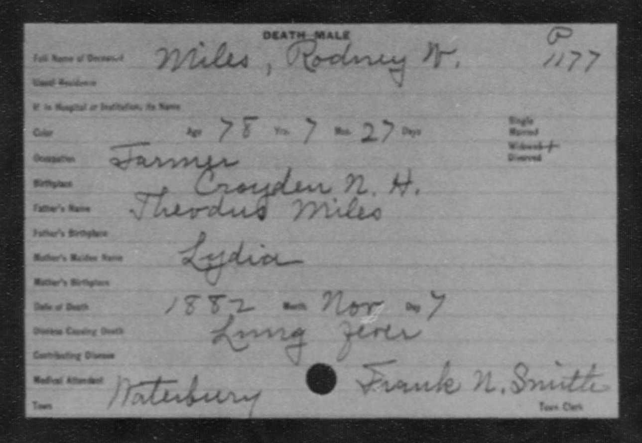 Rudyard Kipling Miles