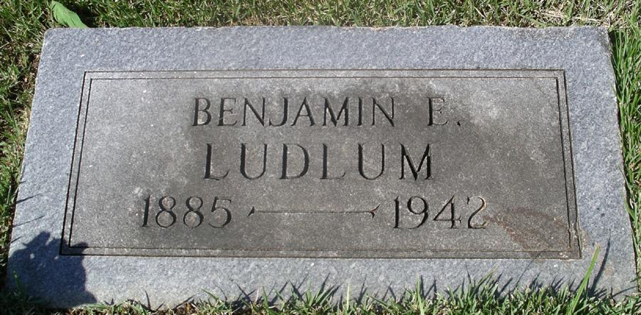 Benjamin Franklin Ludlum