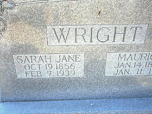 Sarah Ann Wolfe