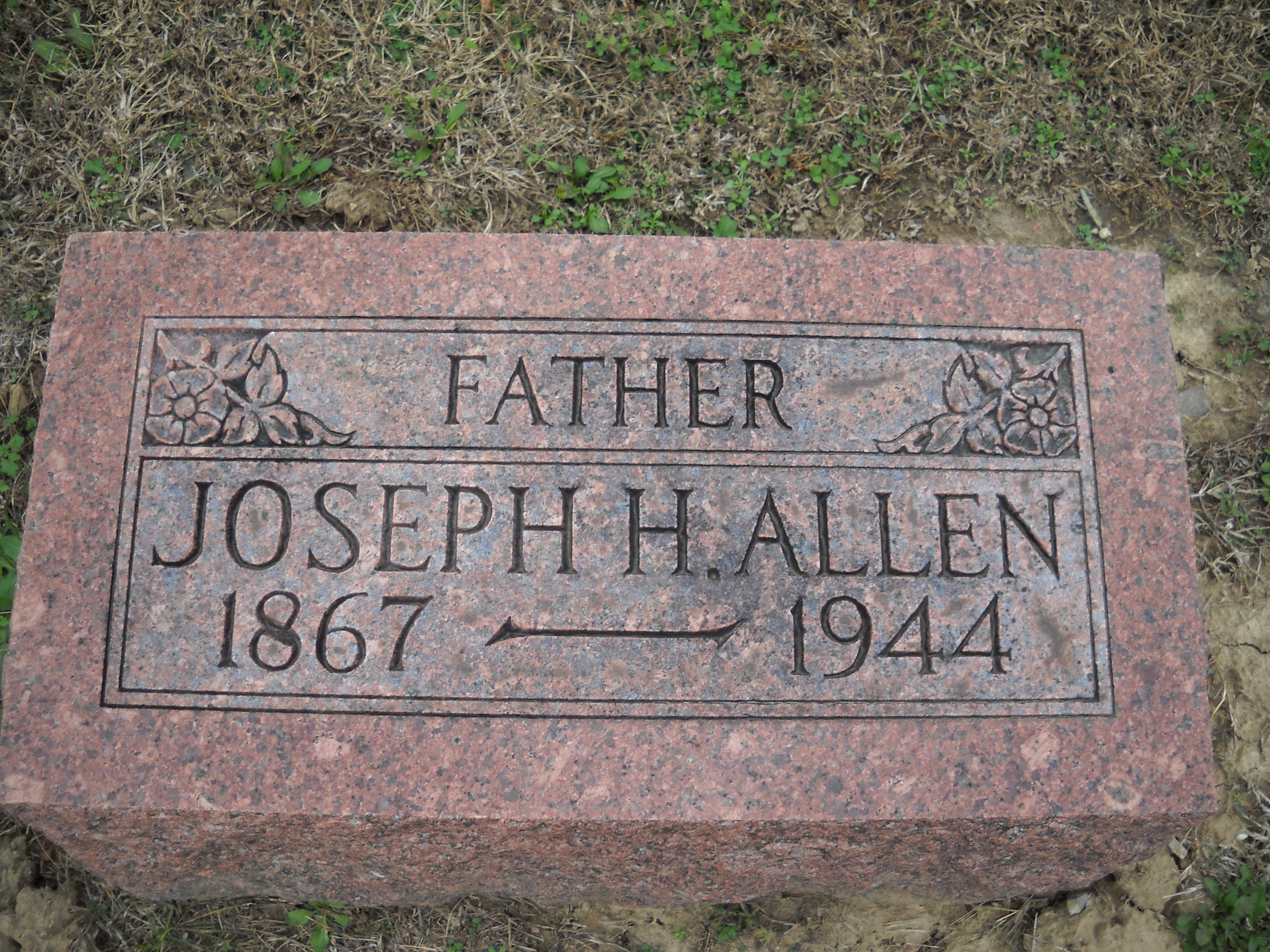 Joseph Henry Allen
