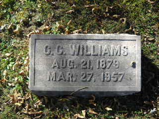 Cornelius Coffin Williams