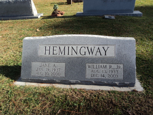 William Hemingway