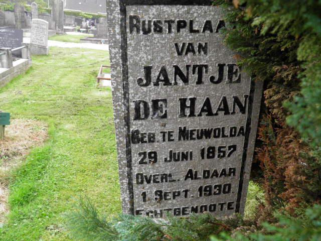 Janke De Haan