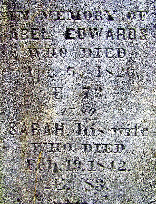 Abel Edwards